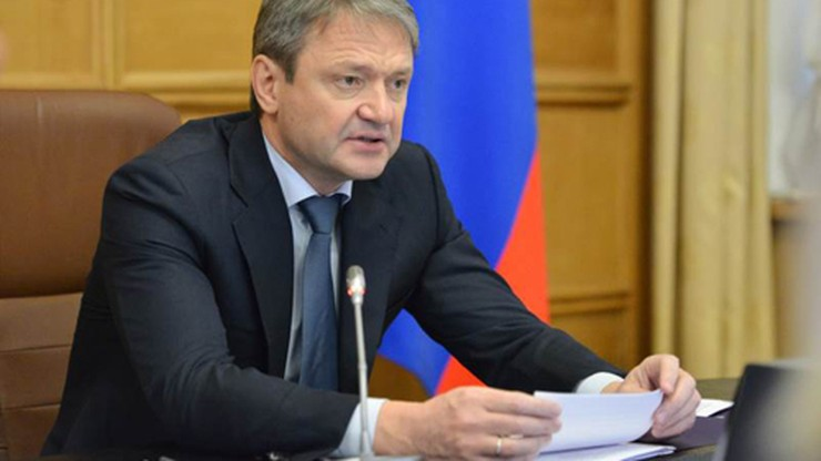 Niemcy nie wpuszczą rosyjskiego ministra rolnictwa. To bliski współpracownik Putina