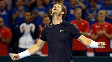 2015-09-20 Puchar Davisa: Brytyjczycy i Belgowie zagrają w finale
