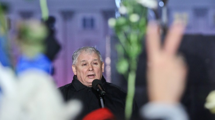 Jarosław Kaczyński ocenia wprowadzenie stanu wojennego