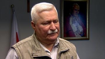 05-07-2017 16:40 Wałęsa zaproszony przez Amerykanów. Chcą, by doszło do spotkania z Trumpem