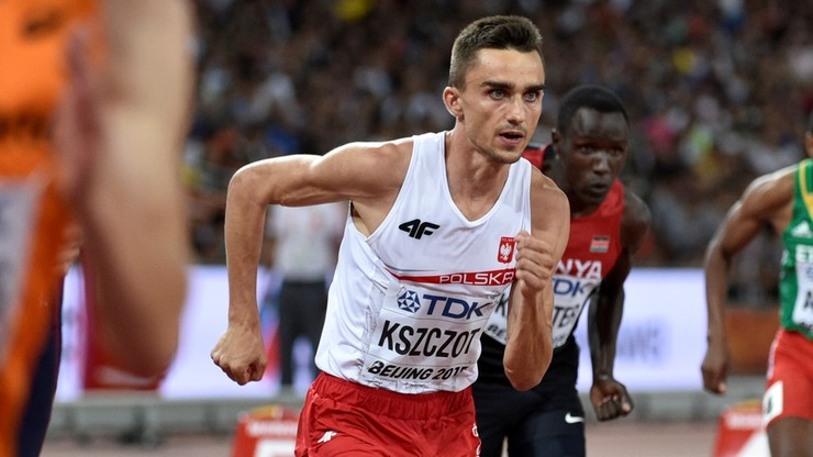 Kszczot powalczy o medale na 800 metrów. Lewandowski poza finałem