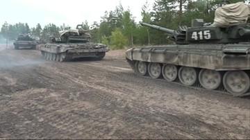Rozpoczęły się rosyjsko-białoruskie wojskowe manewry Zapad 2017