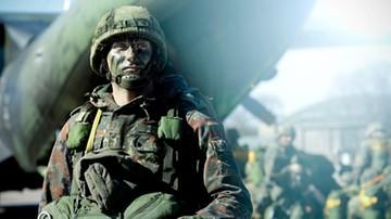 29-04-2016 16:41 Niemcy rozważają wysłanie Bundeswehry na Litwę