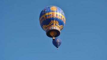 2017-06-11 Fiesta balonowa nad Toruniem. Kolorowa parada aerostatów z okazji święta regionu