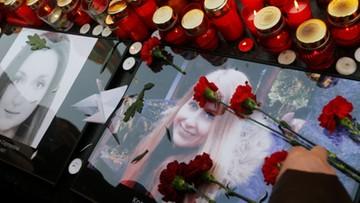 06-04-2017 20:42 Rosja: zatrzymano 8 osób podejrzanych o udział w zamachu w metrze