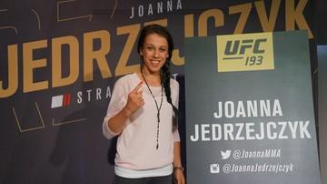 2015-11-17 UFC 193: Jędrzejczyk będzie pauzowała przez pół roku?