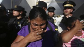 09-03-2017 18:05 Gwatemala: protest przerodził się w tragedię. 31 ofiar pożaru w domu dziecka