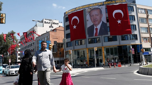 Erdogan: Porozumienia prawne z USA tracą ważność