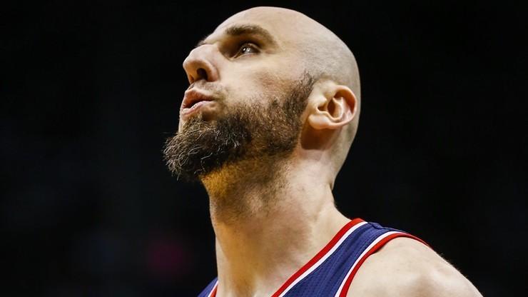 Gortat piąty wśród najcelniej rzucających z gry w NBA