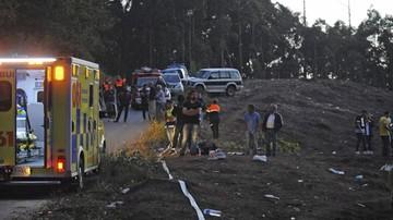 2015-09-05 Tragiczny wypadek podczas rajdu w Hiszpanii
