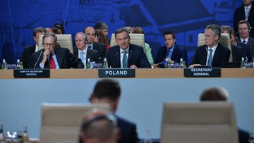 08-07-2016 15:59 Duda: jestem dumny, że Warszawa jest gospodarzem NATO