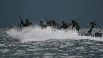 29-08-2016 21:05 Tragedia w czasie ćwiczeń wojskowych. W Gdyni zginął żołnierz