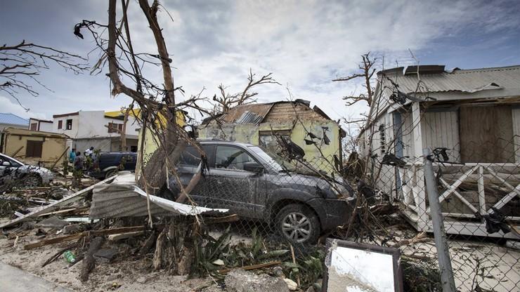 MSZ przekazało dane Polaków chcących opuścić Saint-Martin