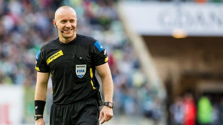 Marciniak sędzią meczu Islandii z Austrią
