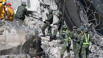 11-02-2016 07:49 Na Tajwanie ludzie wciąż pod gruzami. Rośnie liczba ofiar