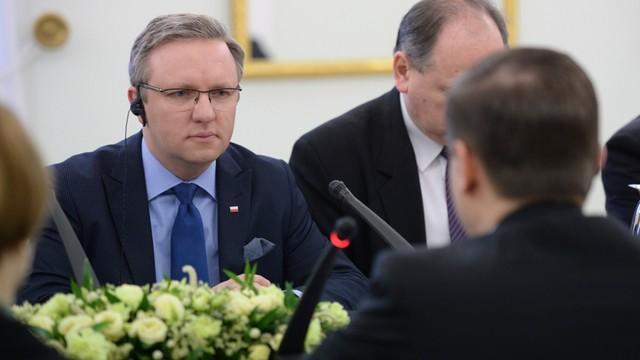 Szczerski: Europa nie może zamykać dla Ukrainy swoich drzwi