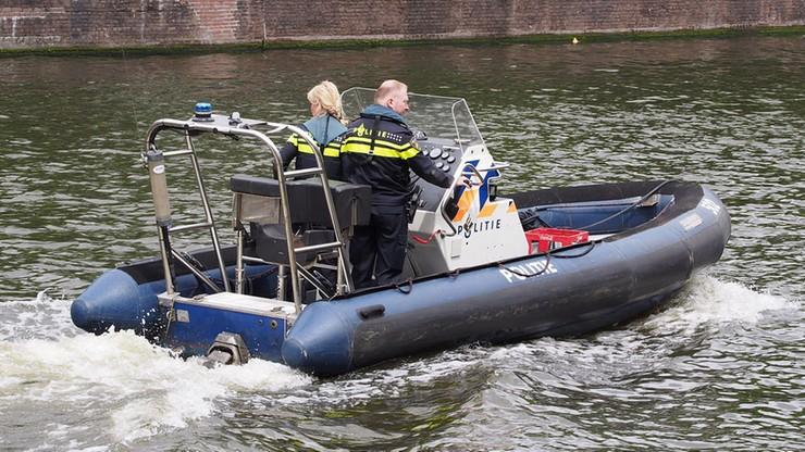 Ciało 25-letniego Polaka wyłowiono w Holandii