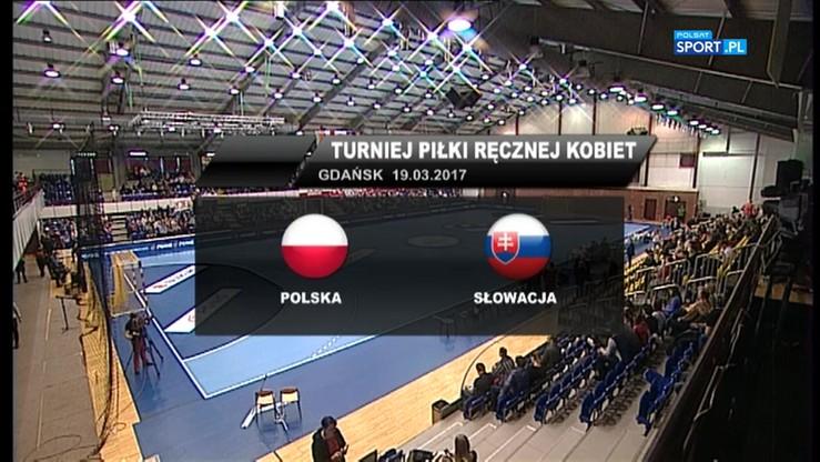 Polska - Słowacja 29:25. Skrót meczu