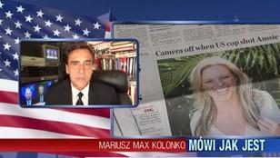 Mariusz Max Kolonko - USA: Policjant zastrzelił niewinną kobietę