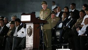2016-12-04 Raul Castro nie zostawił złudzeń. Dalej będzie budował socjalizm