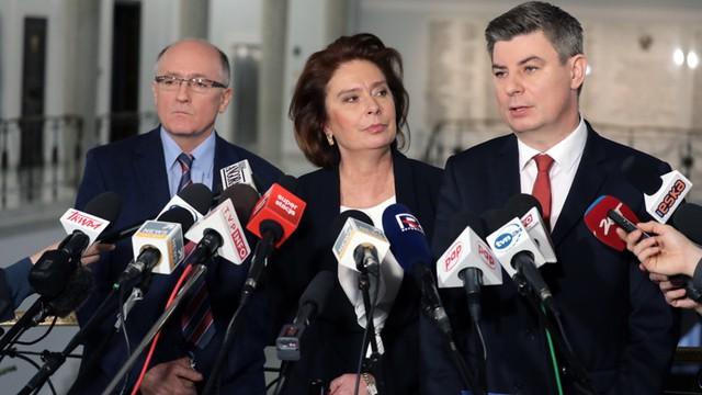 PO żąda unieważnienia decyzji KRRiT ws. kary nałożonej na TVN