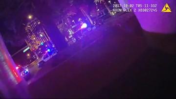 Policja udostępniła nagranie ze strzelaniny w Las Vegas