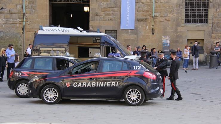 Jeden z najniebezpieczniejszych włoskich mafiosów schwytany po 20 latach