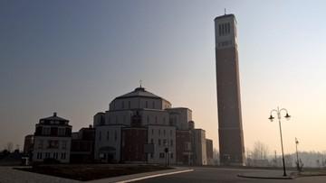 02-04-2016 11:58 Sanktuarium Jana Pawła II: pielgrzymi wejdą na wieżę przed jej oficjalnym otwarciem