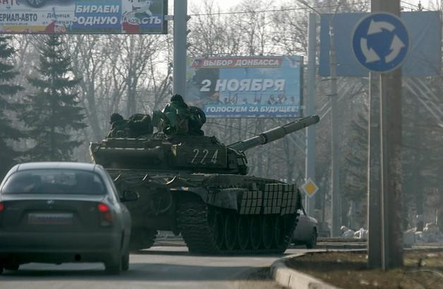 Waszyngton zaniepokojony sytuacją Ukrainie