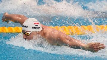 2017-07-23 MŚ w pływaniu: Czerniak nie awansował do finału