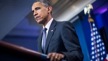 """06-04-2016 05:42 """"Będziemy ich tropić i ich pokonamy"""". Obama odgraża się Państwu Islamskiemu"""