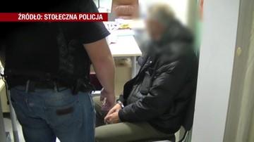 W Warszawie zatrzymano podejrzanego o pedofilię. Próbował przekupić policjantów