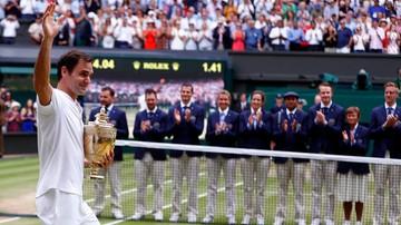 2017-07-17 Ranking ATP: Murray wciąż liderem, awans Federera