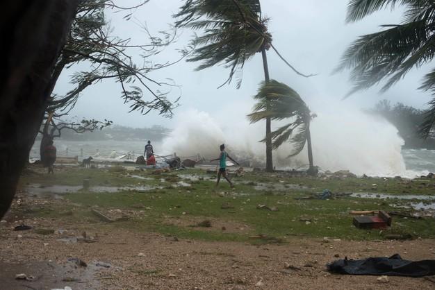 Vanuatu: co najmniej 8 zabitych, 20 rannych po przejściu cyklonu