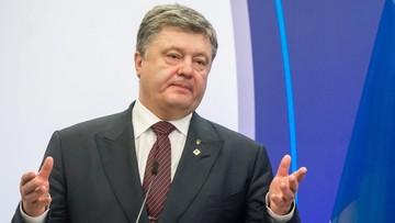 22-03-2016 21:48 Ukraina: prezydent zapowiada mobilizację i poszukiwanie ochotników