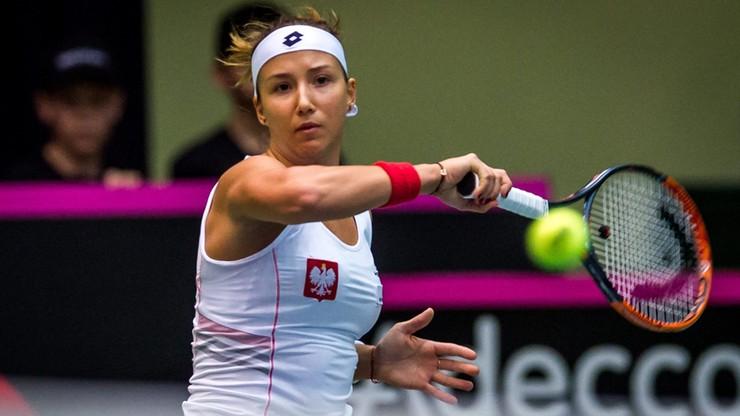 WTA Stambuł: Porażka Kani w pierwszej rundzie debla