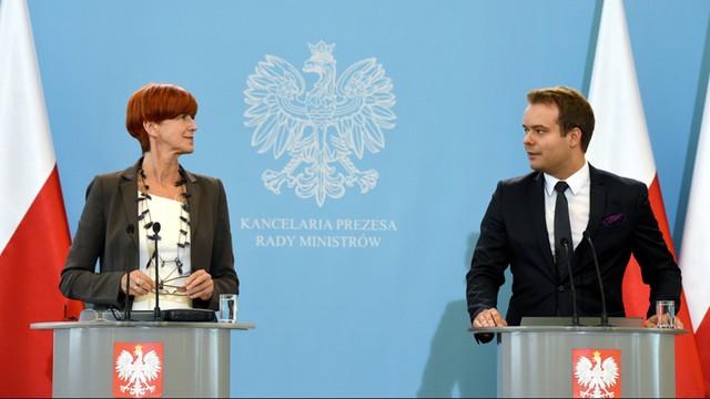 Bochenek po spotkaniu z Komisją Wenecką w KPRM: jesteśmy otwarci na dialog