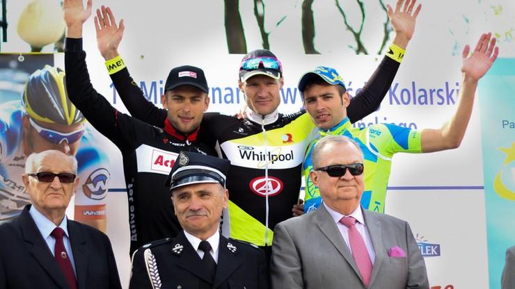 Czech Kankovsky zwycięzcą kolarskiego Memoriału Siemińskiego