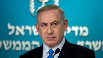 """30-12-2016 15:51 Netanjahu: zarzuty mediów o korupcję są """"bezpodstawne"""""""