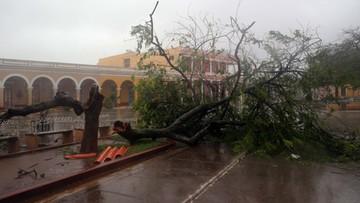 09-09-2017 22:15 Potężny huragan Irma szaleje nad środkową Kubą