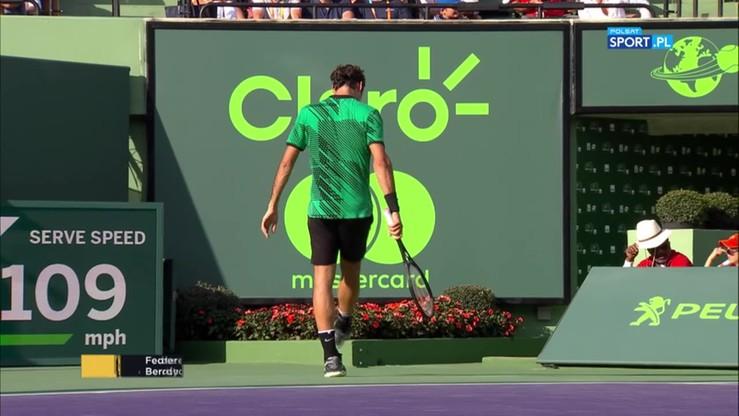 Fantastyczny comeback Federera w ATP Miami!