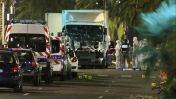 19-08-2016 22:21 Już 86 ofiar zamachu w Nicei