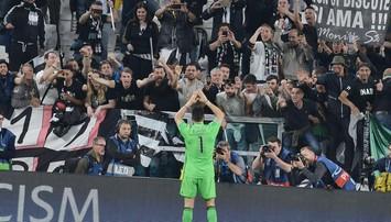 2017-05-10 Buffon: Sam awans do finału się nie liczy