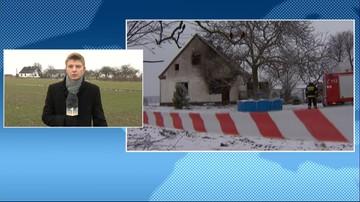 02-03-2016 13:28 Pożar w Dusznikach. Trwa zbiórka dla ocalałej rodziny