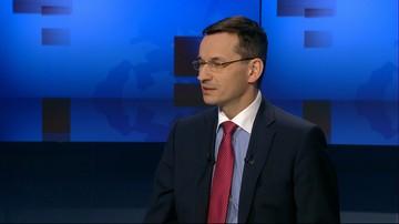 11-02-2016 19:21 Morawiecki o 500+: pomysły opozycji urągają matematyce
