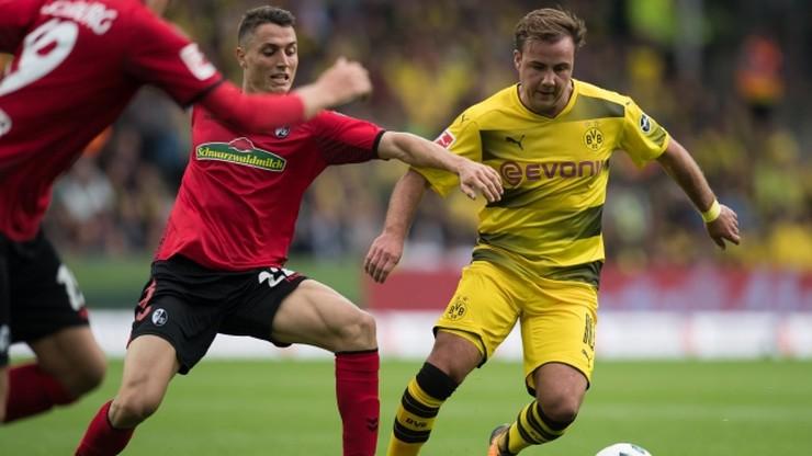 Bundesliga: Borussia Dortmund biła głową w mur i straciła punkty