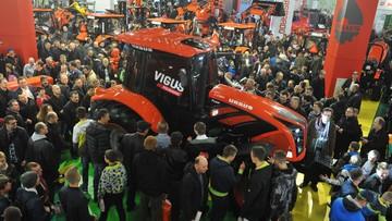 Ursus pokazał nowy ciągnik. Powstał na pierwszej polskiej platformie