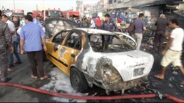 25-04-2016 18:00 12 ofiar zamachu bombowego w Bagdadzie