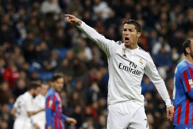 Ronaldo najpopularniejszą osobą na Facebooku