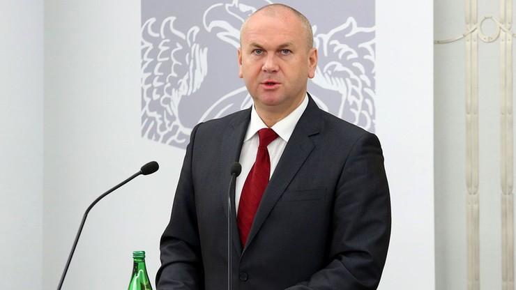 Były szef CBA będzie doradzał w Mołdawii